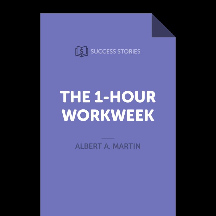 "<span itemprop=""name"">The 1-Hour Workweek</span>"