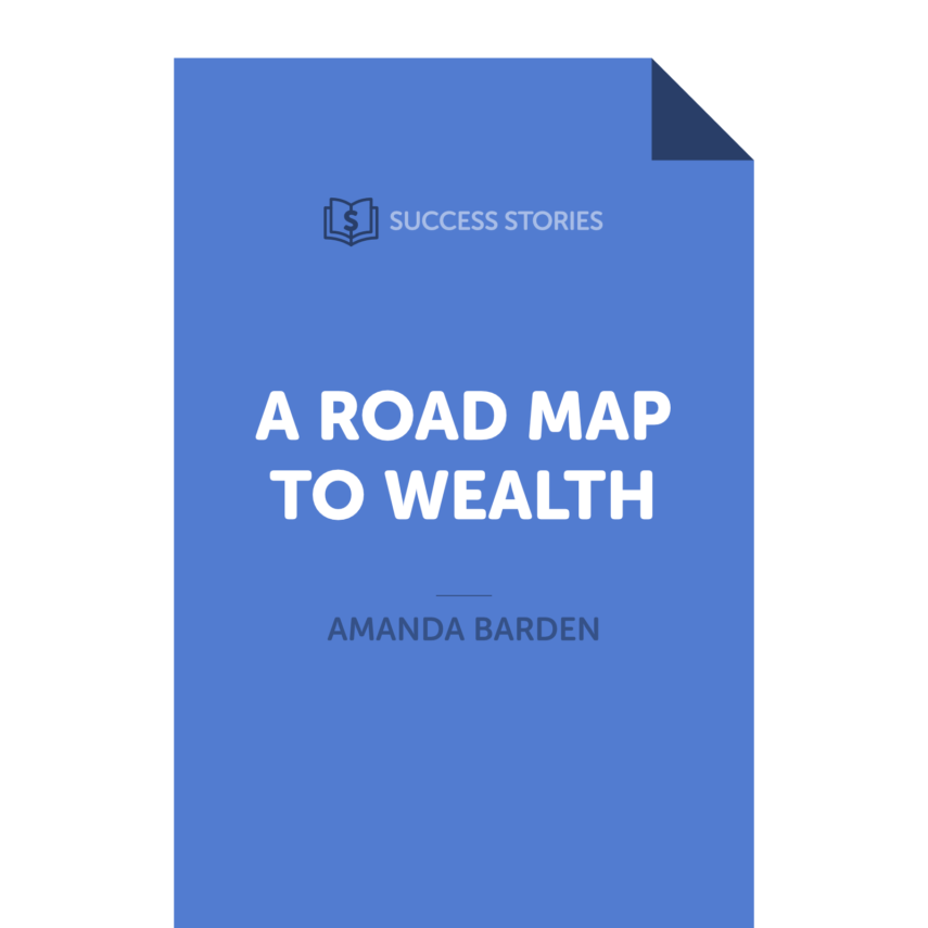 """<span itemprop=""""name"""">A Road Map to Wealth</span>"""